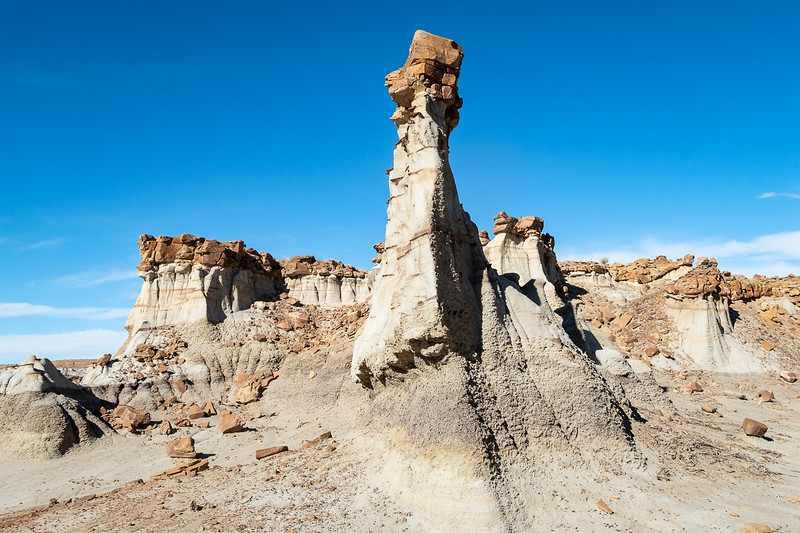 Another Big Hoodoo and Scenery
