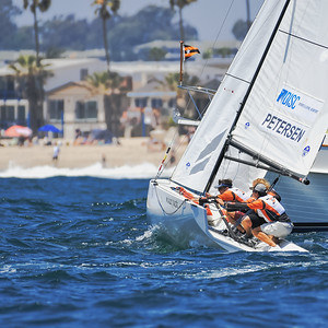 Tuesday On the Water Photos of Gov Cup Racing