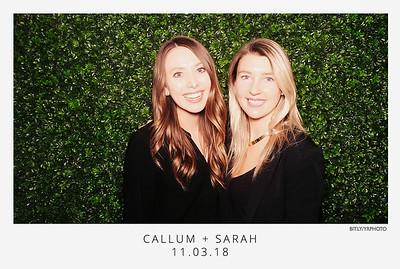 Sarah & Callum