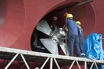 2014-07 Shipyard Repairs