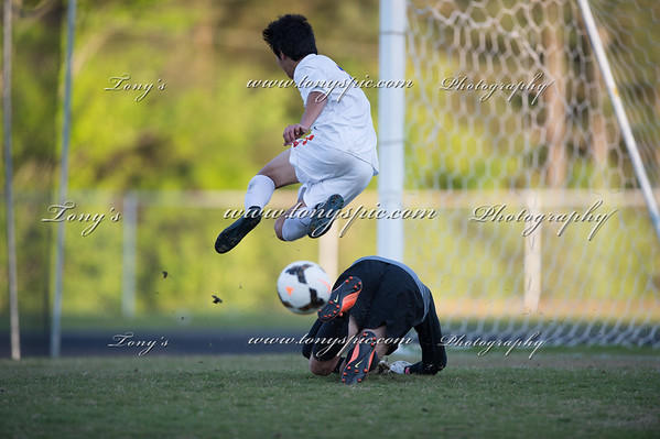 Bruins Vs Buford 29 April 2015
