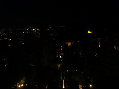 Villa d'Este notturna