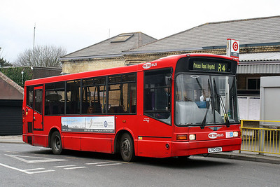 02. 02 Reg Buses around the UK