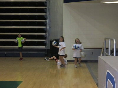 GC volleyball camp