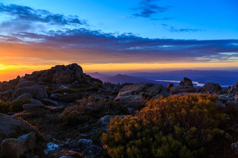 24/07 Mt Wellington, Tasmania