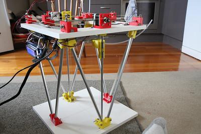 3D Printer Cablebot
