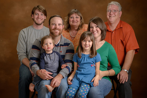 Reed Family 2013