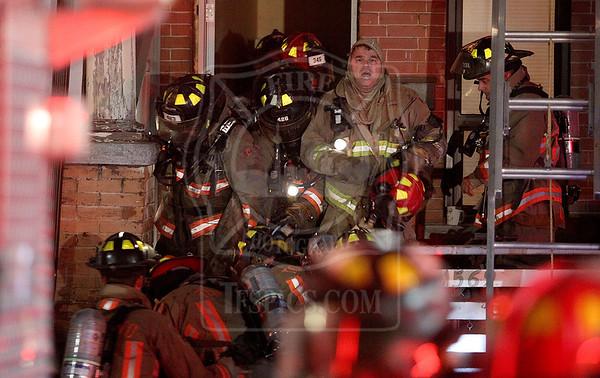 May 17, 2015 - Fatal 2nd Alarm - 1569 Dupont Street