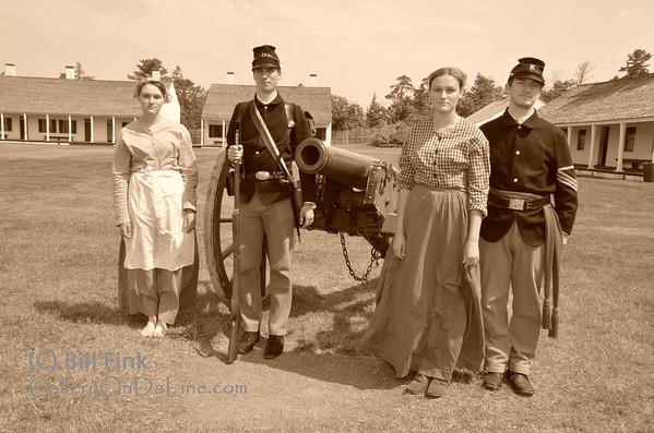 Fort Wilkins July 2013