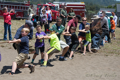 2015 Sea Ranch Volunteer Fire Department Picnic
