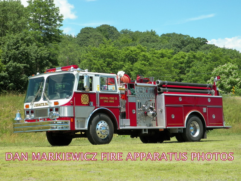 CRYSTAL FIRE CO.