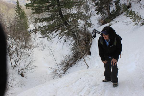 Big Spings, Utah County Hike 18 April 2010