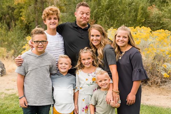 Pettigrew Family 2018