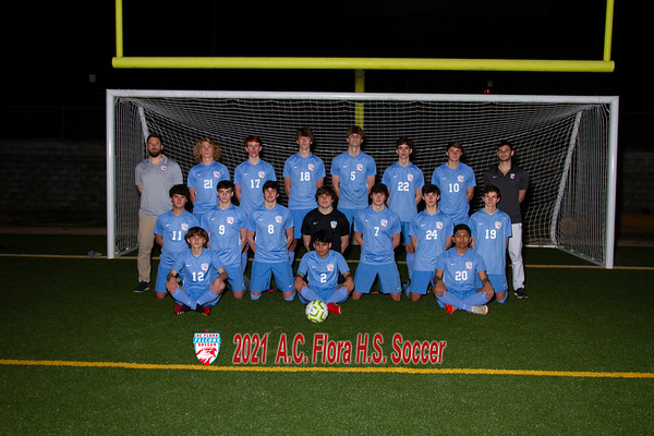 2021 Boys Soccer Varsity
