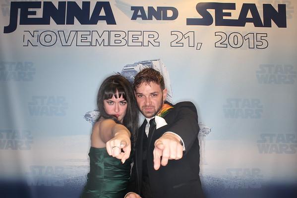 Jenna & Sean's Wedding