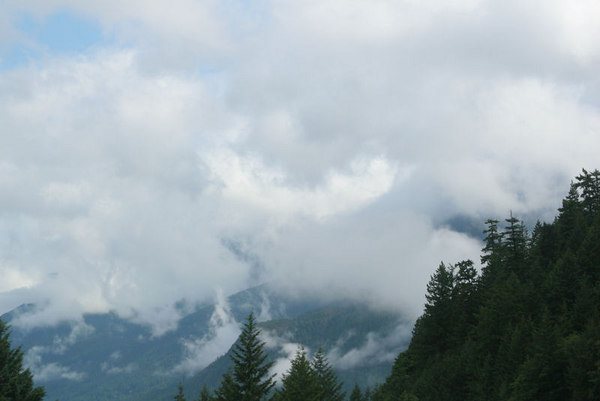 Sea to Sky Highway - Whistler