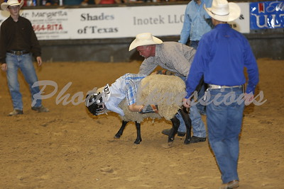 Mutton Bustin Wed 16th
