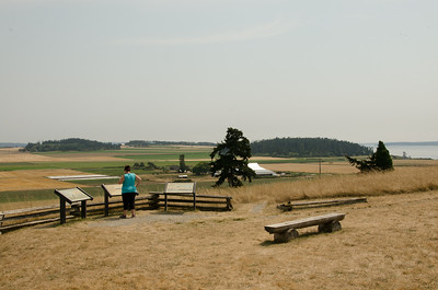 2014 Summer Vacation - Ebey Landing Cemetery