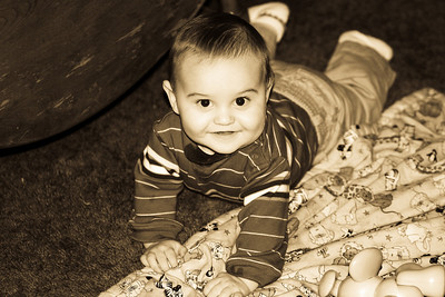 Oliver...Before I turned 1