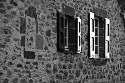Auvergne France July 06