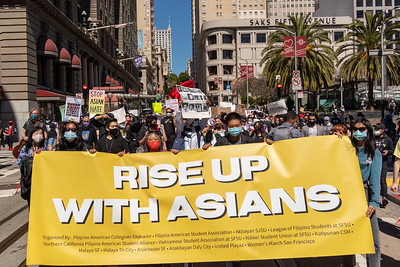 26March2021 - Rise Up with Asians - San Francisco
