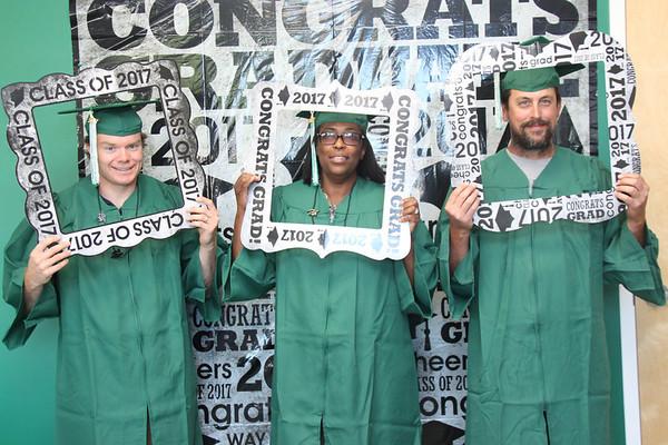 Jacksonville Graduation Reception - Spring 2017