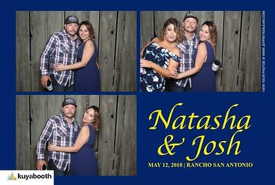 Natasha + Josh -Wedding