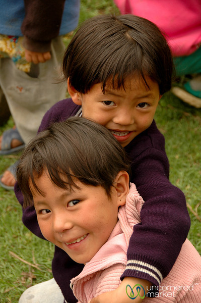 Goofing Around - Pelling, Sikkim