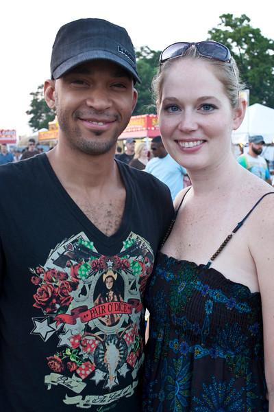 #161 Blues & BBQ Fest, 7/9/11