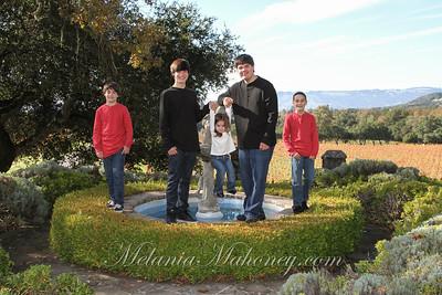 DeCoite Family Portrait