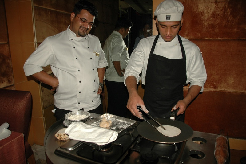 Chapati Master - Chandigarh, India