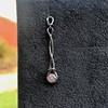 0.46ctw Forever Mark Diamond Drop Earrings 16