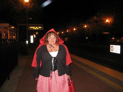 Angelica's Bistro Halloween Party