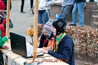 sponsorloop scouting Voorst