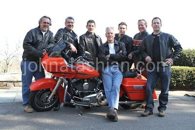 Trantolo & Trantolo - Staff on Harley's - March 18, 2011