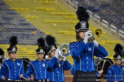 Lake Fenton Blue Devil Marching Band - Lake Fenton High School
