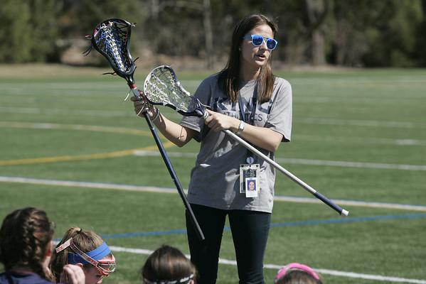 Varsity Girls Lacrosse April 2014