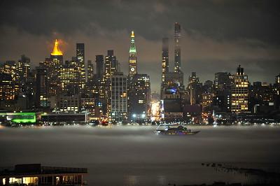 NYC Skyline 20180211