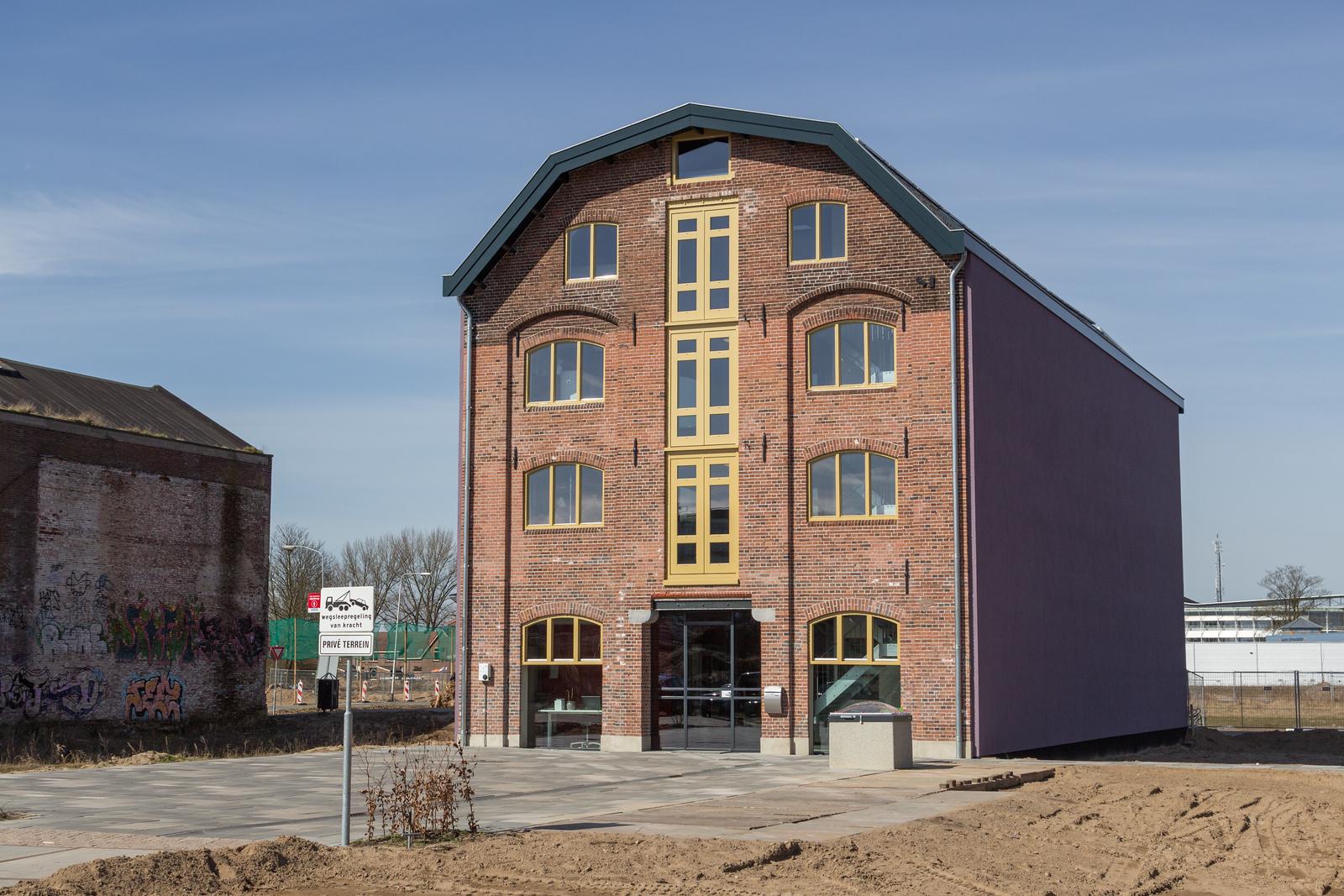 Renovatie van Pakhuis Noorderhaven