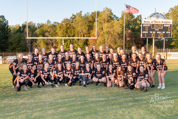 NDHS Powder Puff 2019