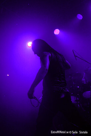 Marduk - Klubben 23/11 2007