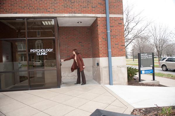 Psychology Clinic 2012