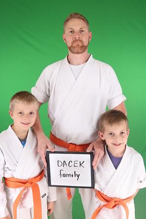 Dacek family Dacek