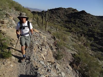 2013-02-18 South Mountain Geronimo National Hidden Valley Mormon Trails