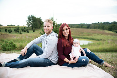 Carter, Christina & Kyle