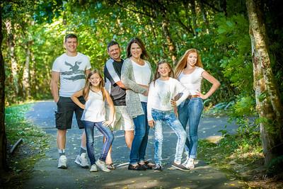 Roundtree Family Photos 8/7