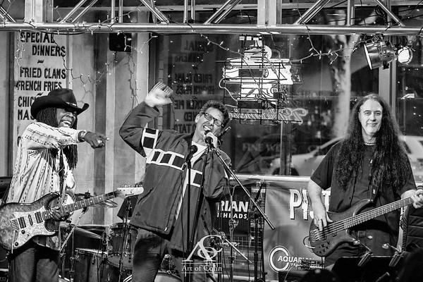 Pistol's  NAMM Jam 2014