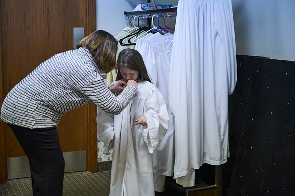 Kaelin Baptism