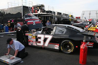 NASCAR K&N Pro Series @ NHMS 6-25-2010