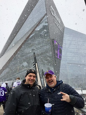 Vikes Playoffs - 2018 iPhone